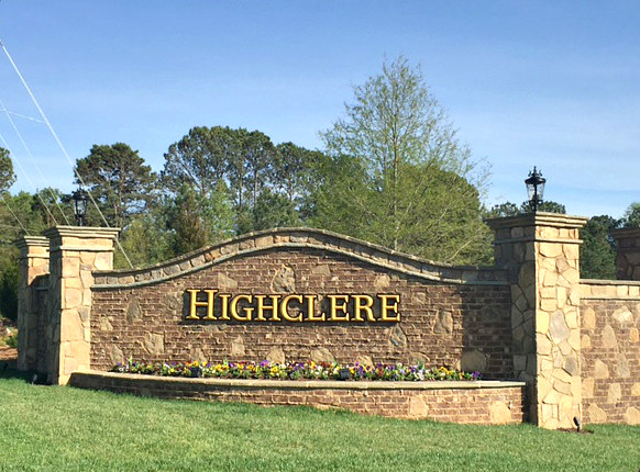 Highclere Benchmark Communities